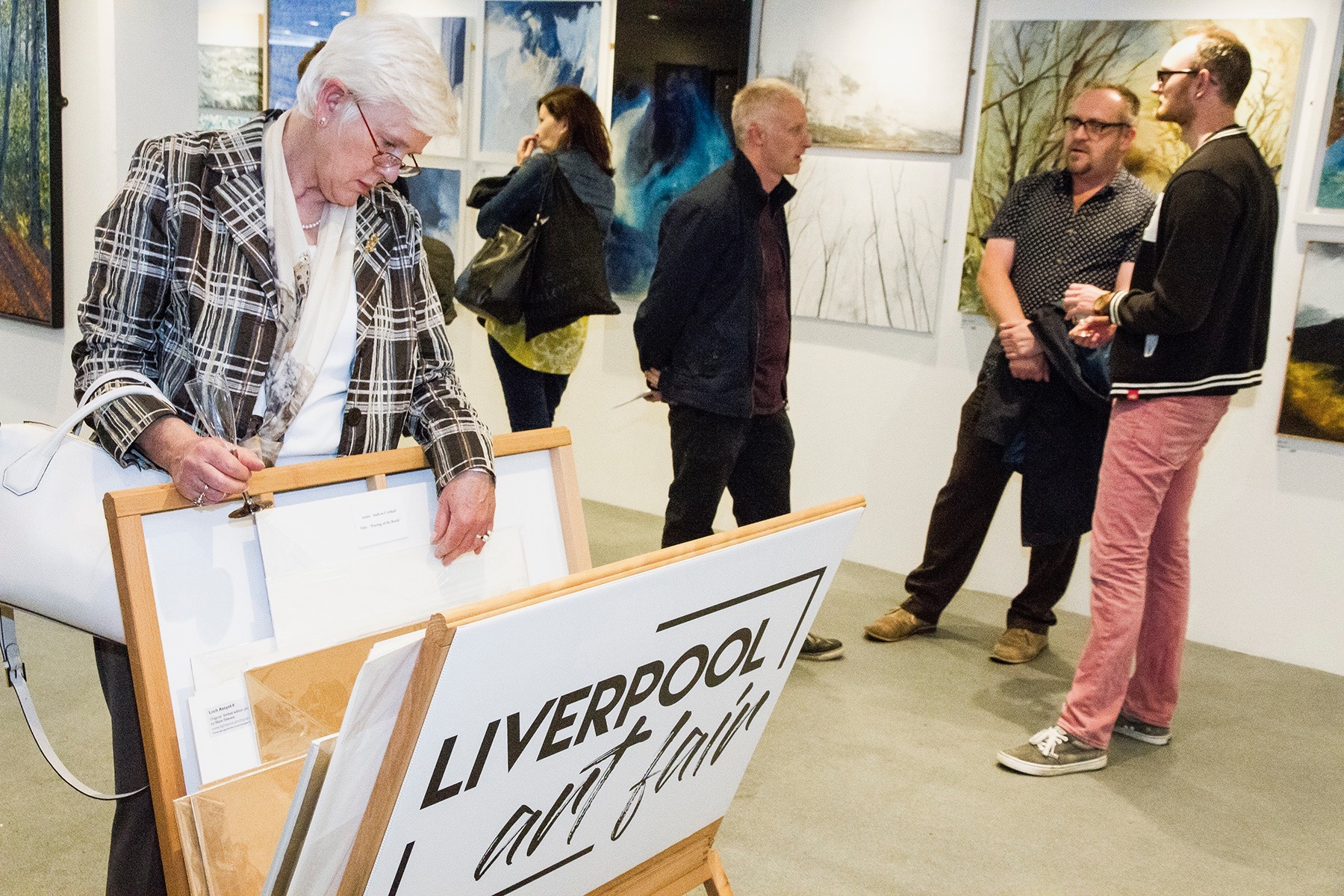 Liverpool Art Fair 2017