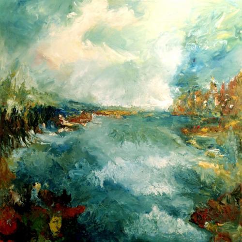 "Susan Meyerhoff Sharples, ""Coast 47"""
